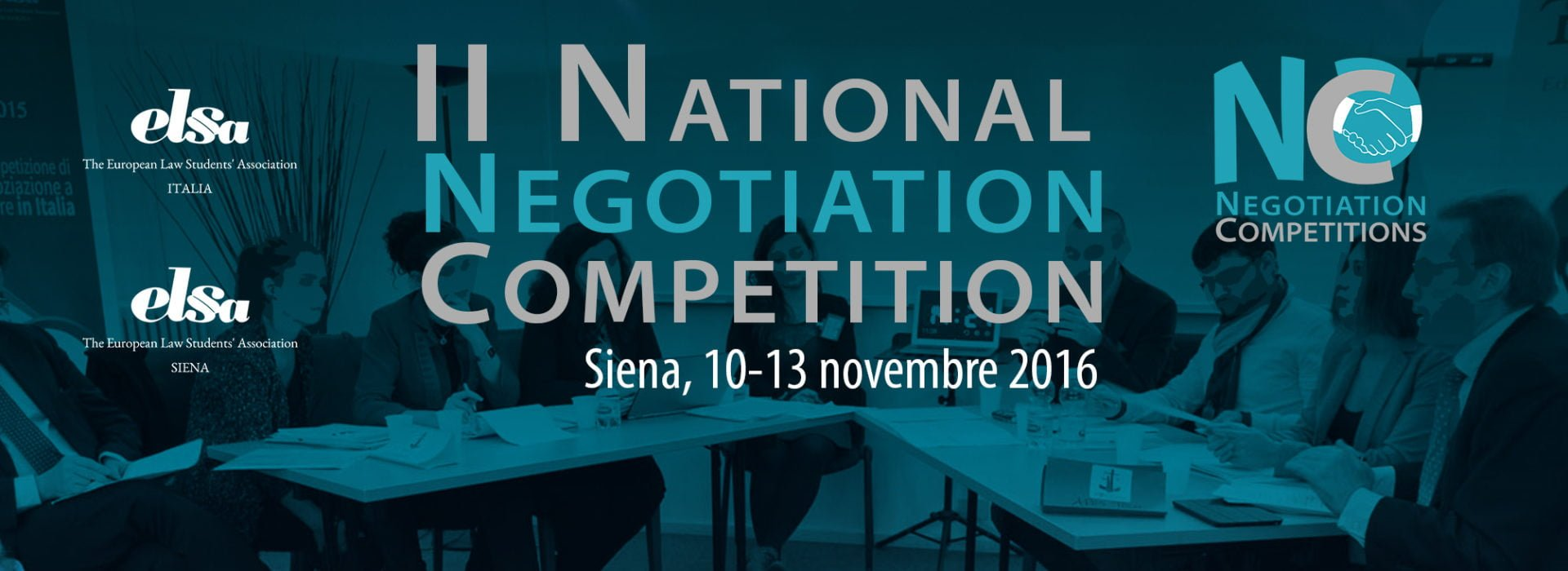 II NATIONAL NEGOTIATIONS COMPETITIONS