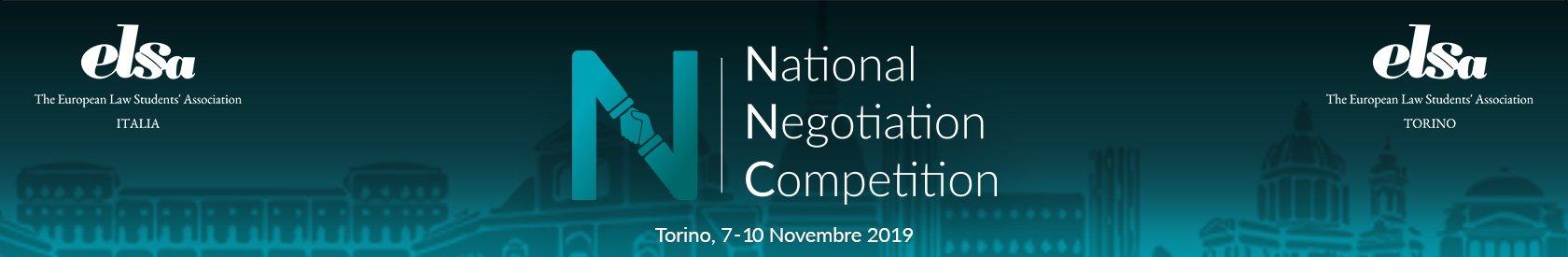 V National Negotiation Competition