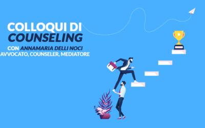 Colloqui di counseling con l'Avv. Annamaria Delli Noci