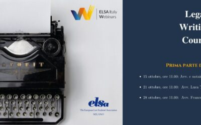 Legal Writing Course