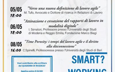 Smart?Working – Quaderni di Ricerca