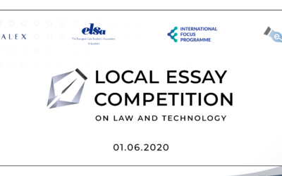Local Essay Competition 2020