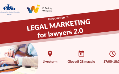 Introduction to Legal Marketing for lawyers 2.0