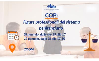 COP- Le figure professionali del sistema penitenziario