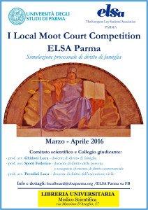 2016 - Locandina I LMCC Parma