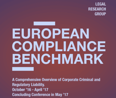 International Legal Research Group – Compliance