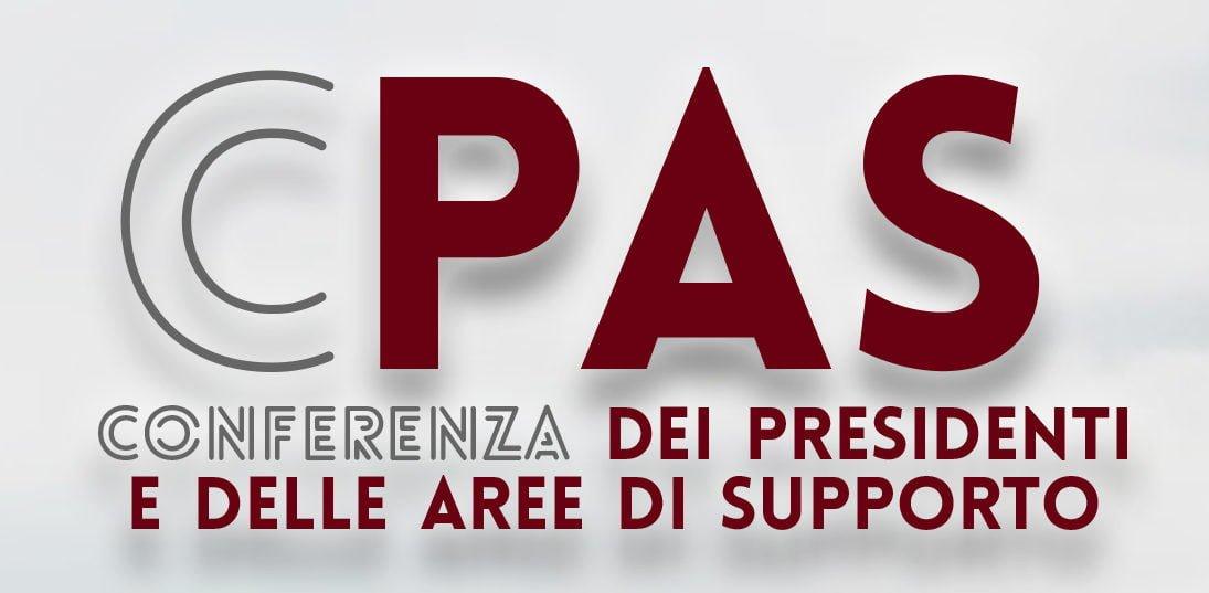 I Conferenza dei Presidenti e delle Aree di Supporto -CPAS