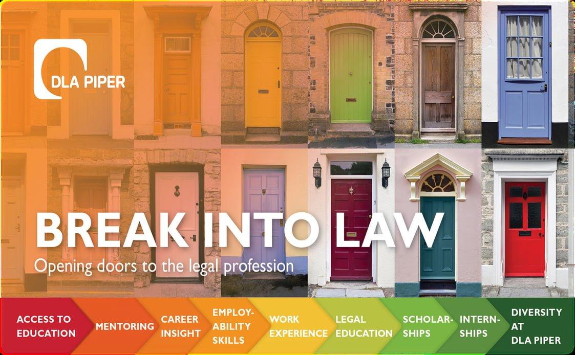 Break Into Law 2017