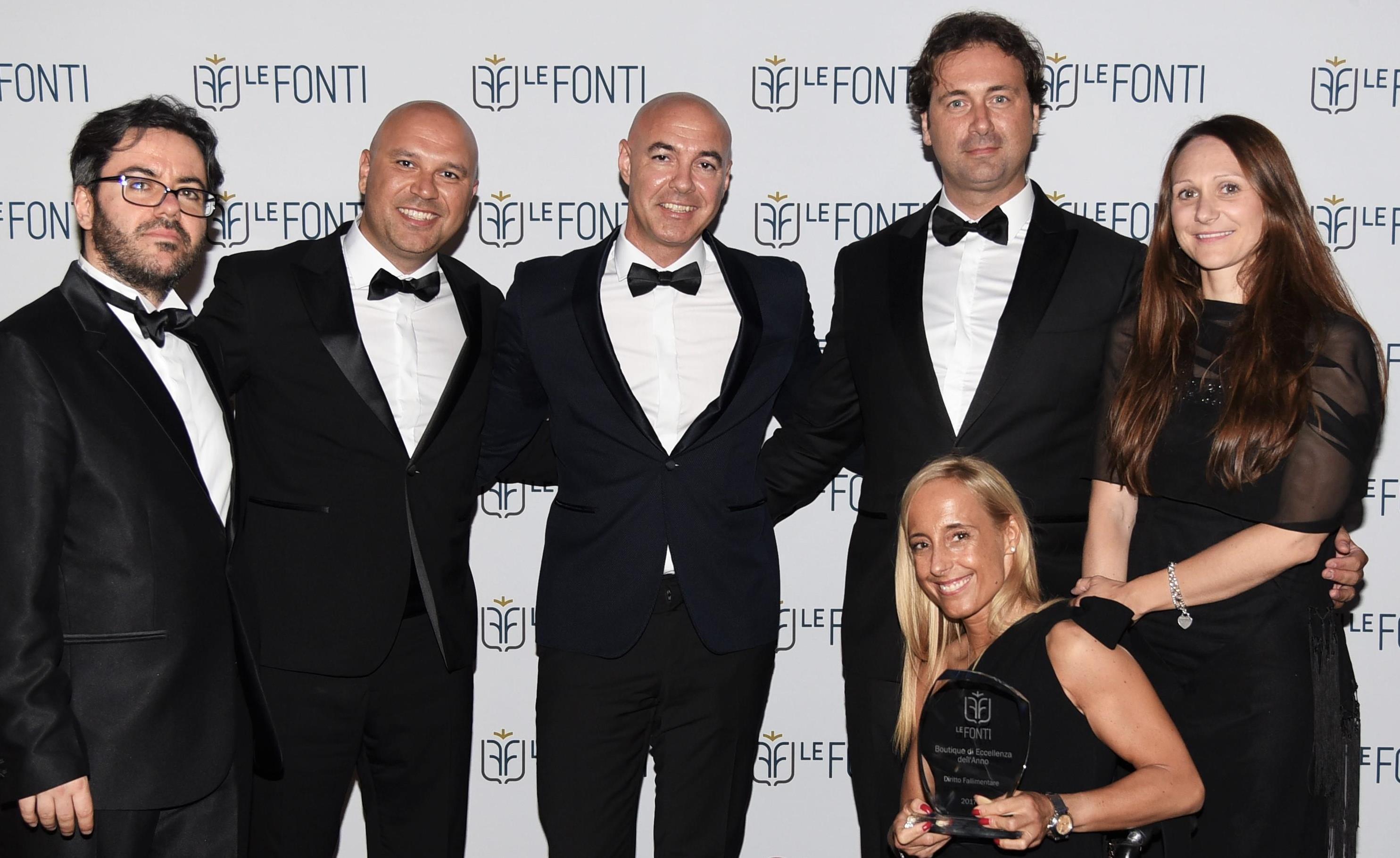 """GDlegal premiato a """"Le Fonti""""!"""
