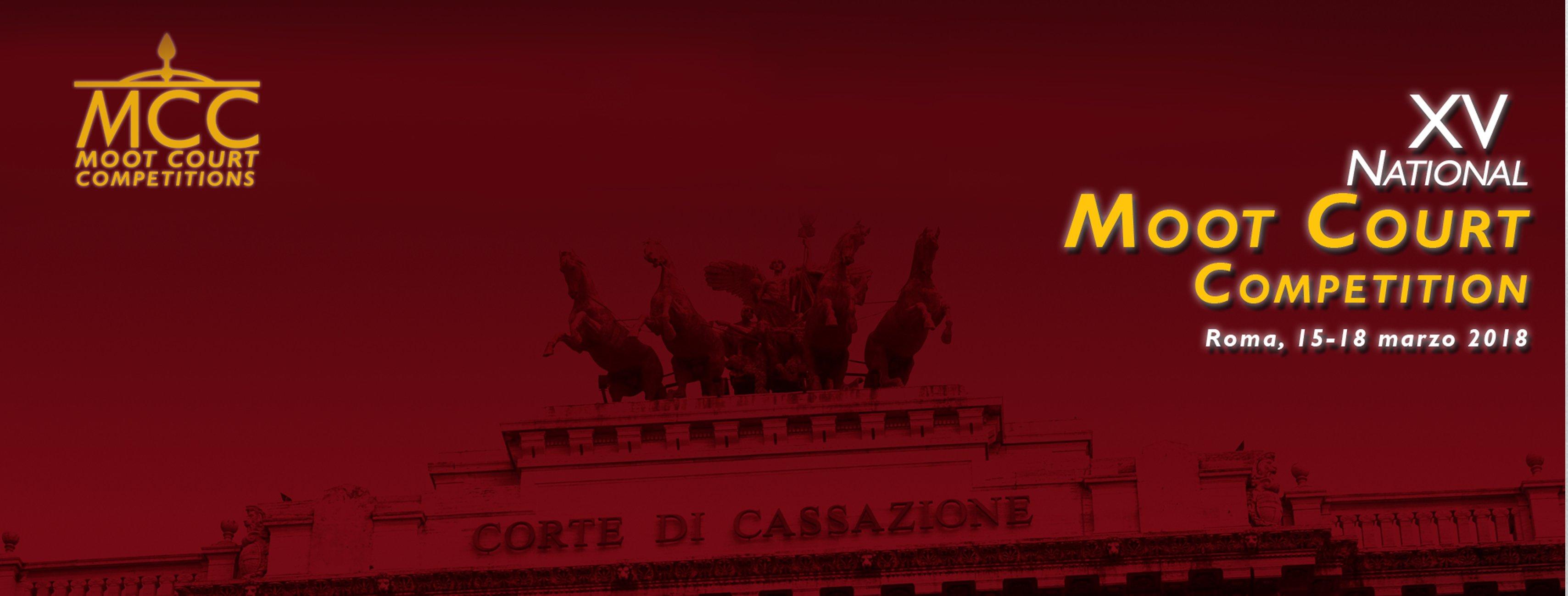 XV NMCC – Roma 2018