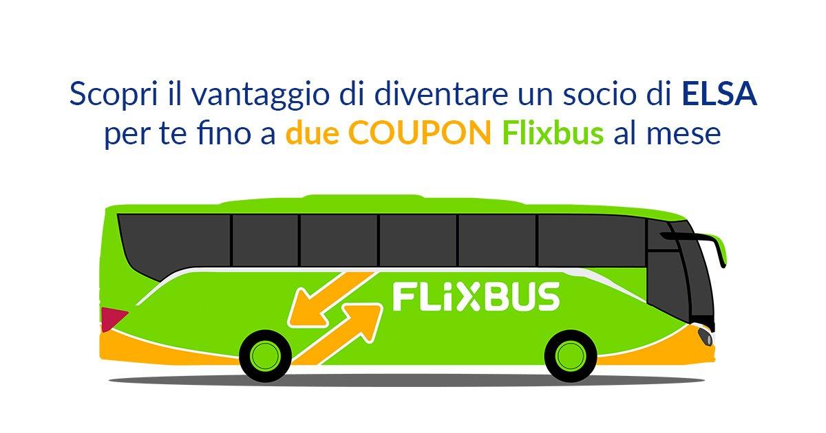 Nuova Partnership ELSA Italy – Flixbus