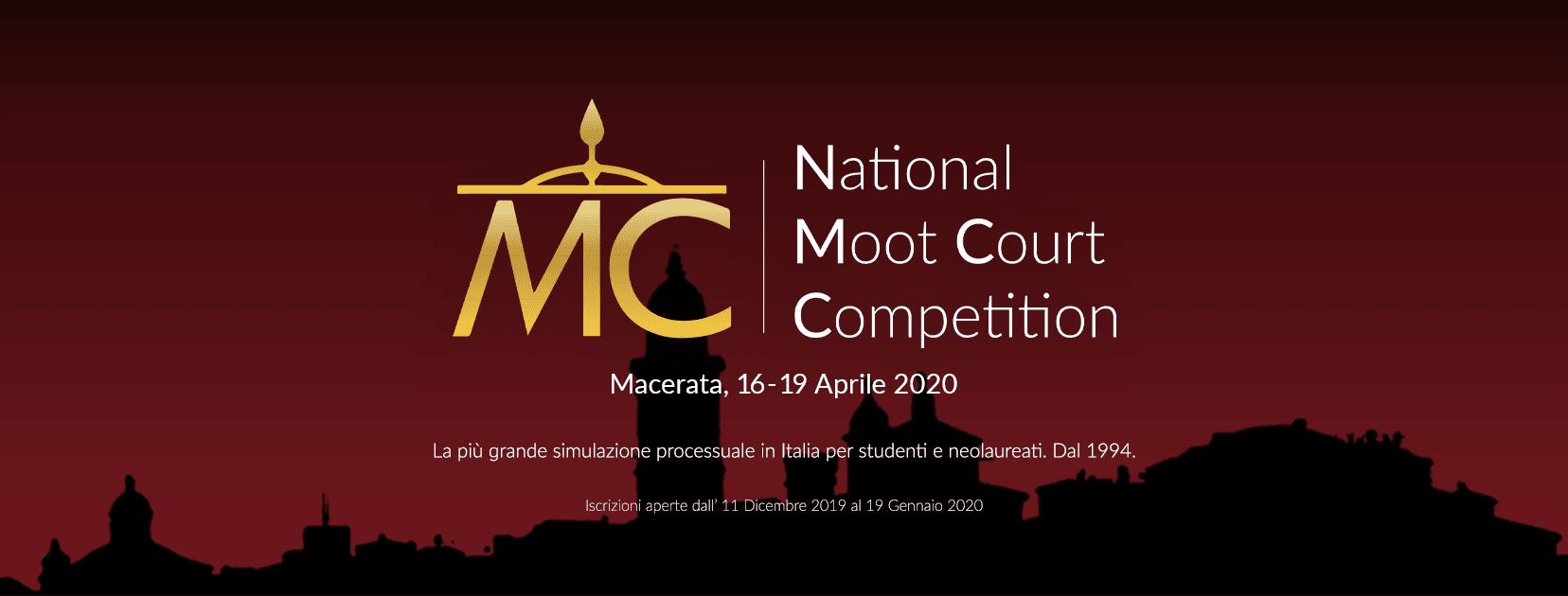 XVII NMCC – Macerata 2020