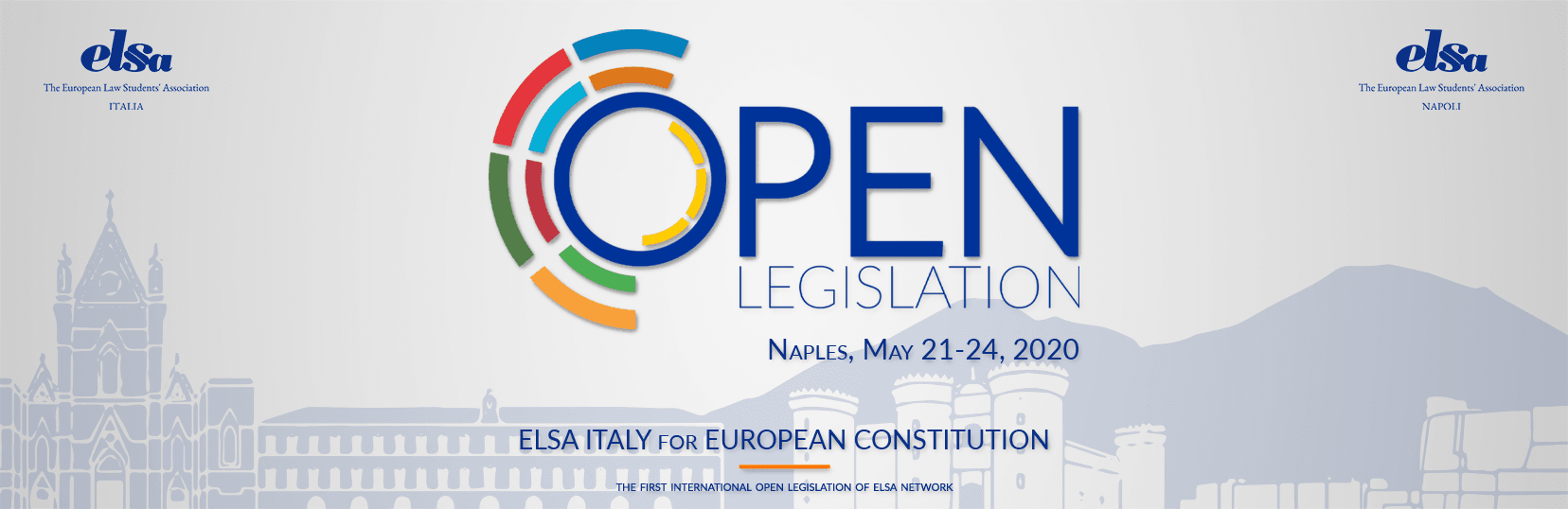 Open Legislation – ELSA Italy for European Constitution