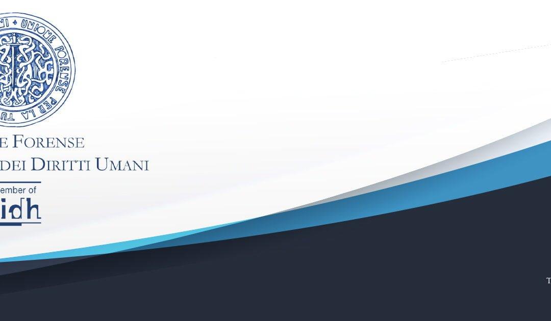 Convenzione – Corso di specializzazione sulla Convenzione europea dei diritti umani (UFTDU)