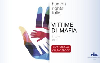 Vittime di Mafia – Human Rights Talks